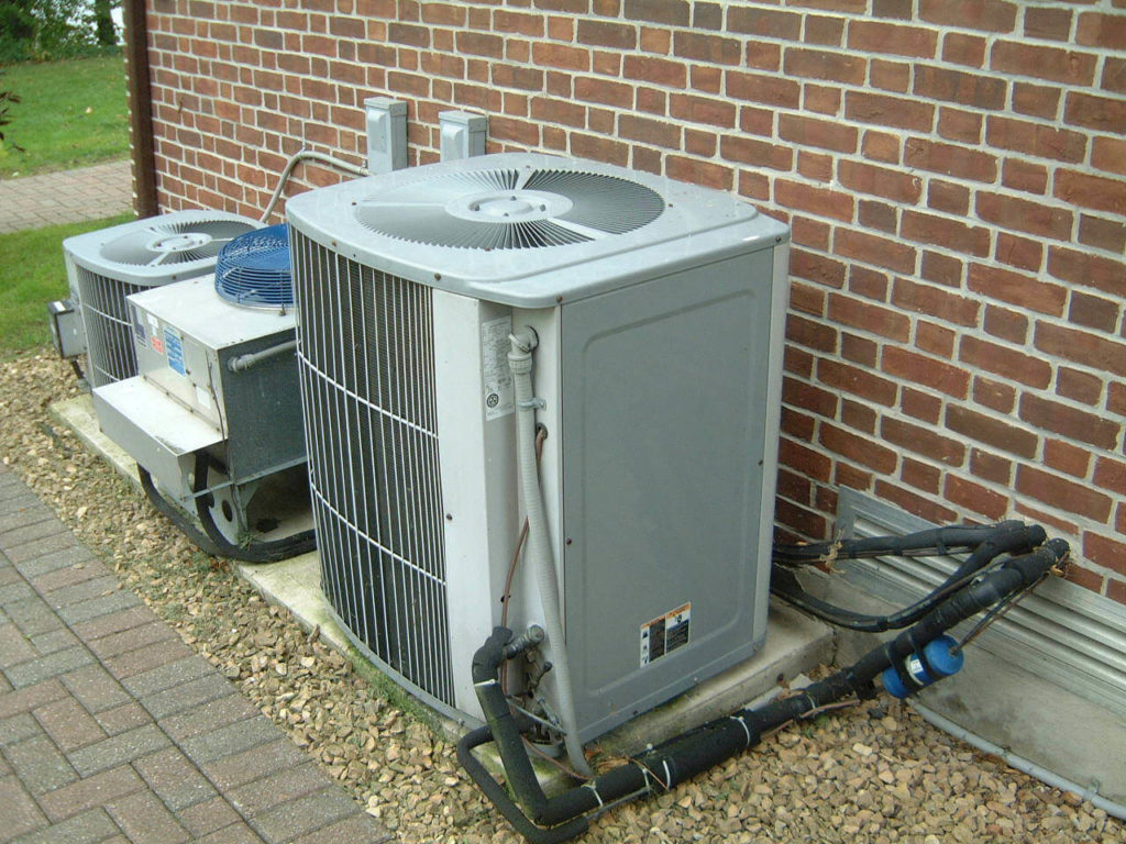 New air conditioning unit Boise ID
